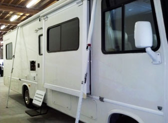 RV Decal Removal
